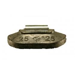 Svareliai STD 25 g.