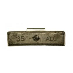 Svareliai ALU 35 g.